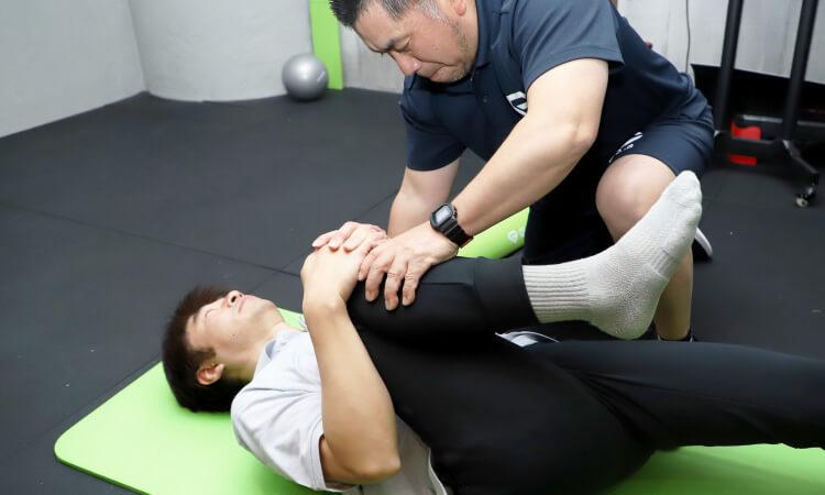 筋力トレーニングのイメージ